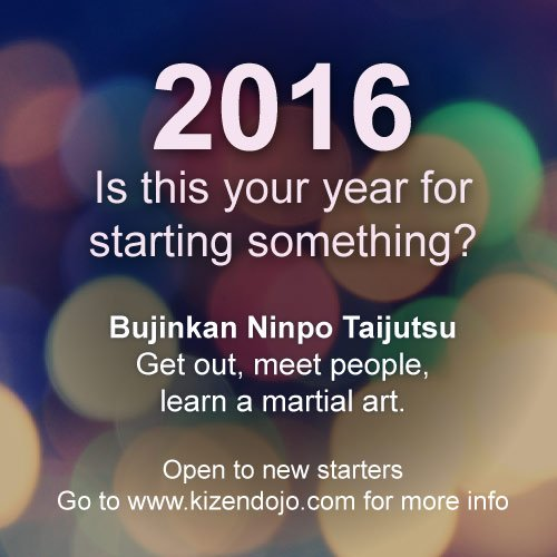 2016 - is this your year for starting something?